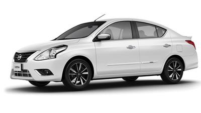 Nissan Versa Granjapan - Petrolina - Caruaru